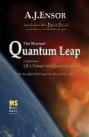 Cover for 'The Human Quantum Leap'