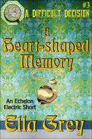 Cover for 'A Heart-shaped Memory'