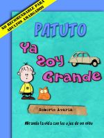 Cover for 'Patuto: Ya Soy Grande'