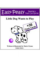 Cover for 'Little Dog Wants to Play'