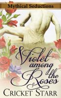 Cover for 'Violet Among The Roses'