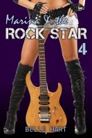 Cover for 'Marina & the Rock Star 4'