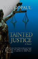 Cover for 'Tainted Justice'