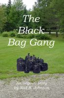 Cover for 'The Black Bag Gang'