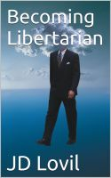 Cover for 'Becoming Libertarian'