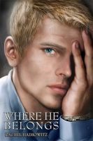 Cover for 'Where He Belongs'