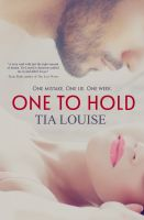 Cover for 'One to Hold'