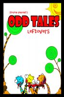 Cover for 'Odd Tales Leftovers'