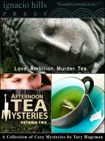 Afternoon Tea Mysteries - 2 cover