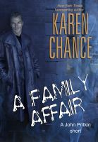 Cover for 'A Family Affair'