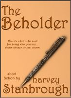 Cover for 'The Beholder'