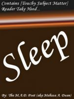 Cover for 'Sleep'