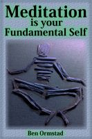 Cover for 'Meditation is Your Fundamental Self'