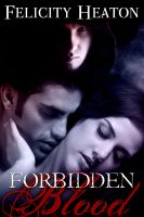 Cover for 'Forbidden Blood (Vampire Venators romance series #1)'