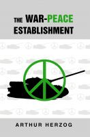 Cover for 'The War Peace Establishment'