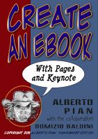 Cover for 'Create an EBook With Pages and Keynote'