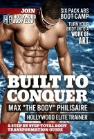 Cover for 'Built to Conquer'