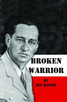 Cover for 'Broken Warrior'