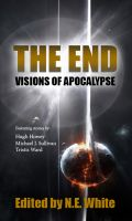 Cover for 'The End - Visions of Apocalypse'