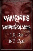 Cover for 'Vampires & Werewolves: Four Novels'