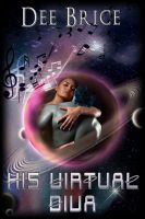 Cover for 'His Virtual Diva'