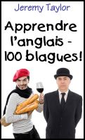 Cover for 'Apprendre l'anglais - 100 blagues!'