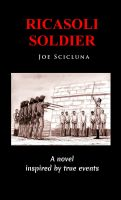 Ricasoli Soldier: A Novel Inspired by True Events cover