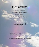 Cover for 'Yo Vengo, Volumen 5'