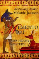 Cover for 'Memento Mori (A Miss Henry Mystery Book 6)'