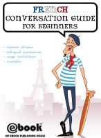 Cover for 'French Conversation Guide for Beginners'