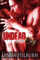 Cover for 'Undead in the City'