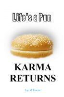 Cover for 'Life's a Pun: Karma Returns'