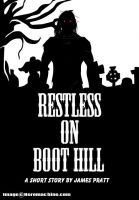 Cover for 'Restless On Boot Hill'