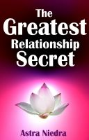Cover for 'The Greatest Relationship Secret'