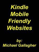 Cover for 'Kindle Mobile-Friendly Websites'