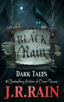 Cover for 'Black Rain: Dark Tales'