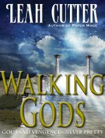 Cover for 'Walking Gods'