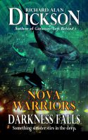 Cover for 'Nova Warriors: Darkness Falls'