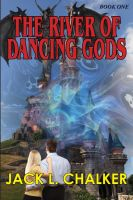 Cover for 'The River of Dancing Gods'