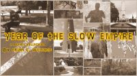 Cover for 'Year Of The Slow Empire'