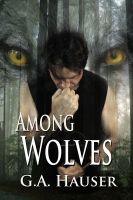Cover for 'Among Wolves'