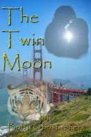 Cover for 'The Twin Moon'