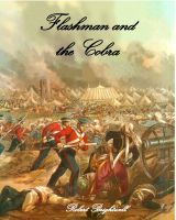 Cover for 'Flashman and the Cobra'
