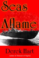 Cover for 'Seas Aflame'