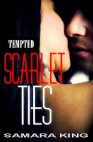 Cover for 'Scarlet Ties: Tempted'