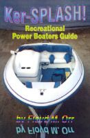 Cover for 'Ker-SPLASH! Recreational Power Boaters Guide'