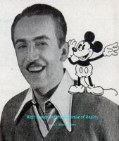 Cover for 'Walt Disney and the Facsimile of Reality'