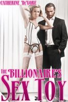Cover for 'The Billionaire's Sex Toy'