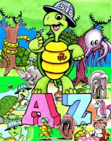 Cover for 'A to Z with Sid!'