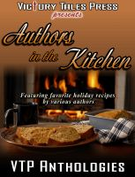 Cover for 'Authors in the Kitchen'